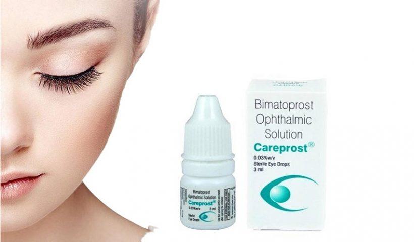Careprost Eyelash Serum Try New Eyelash Serum for Long Eyelashes